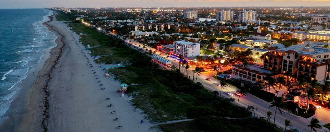 5 Reasons to buy in Delray