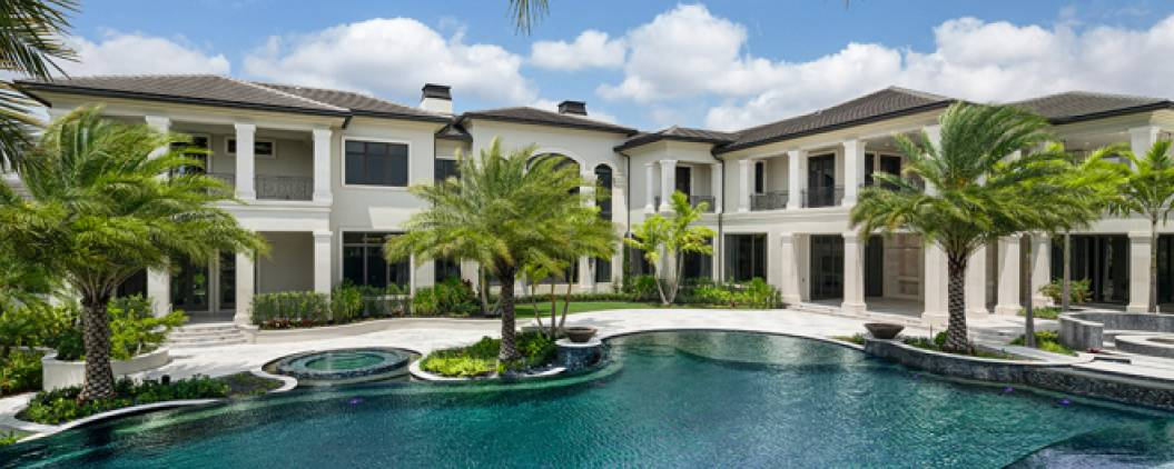 Home of the Week: Inside a $23.5 Million Mansion That Brings Sin City to the Sunshine State